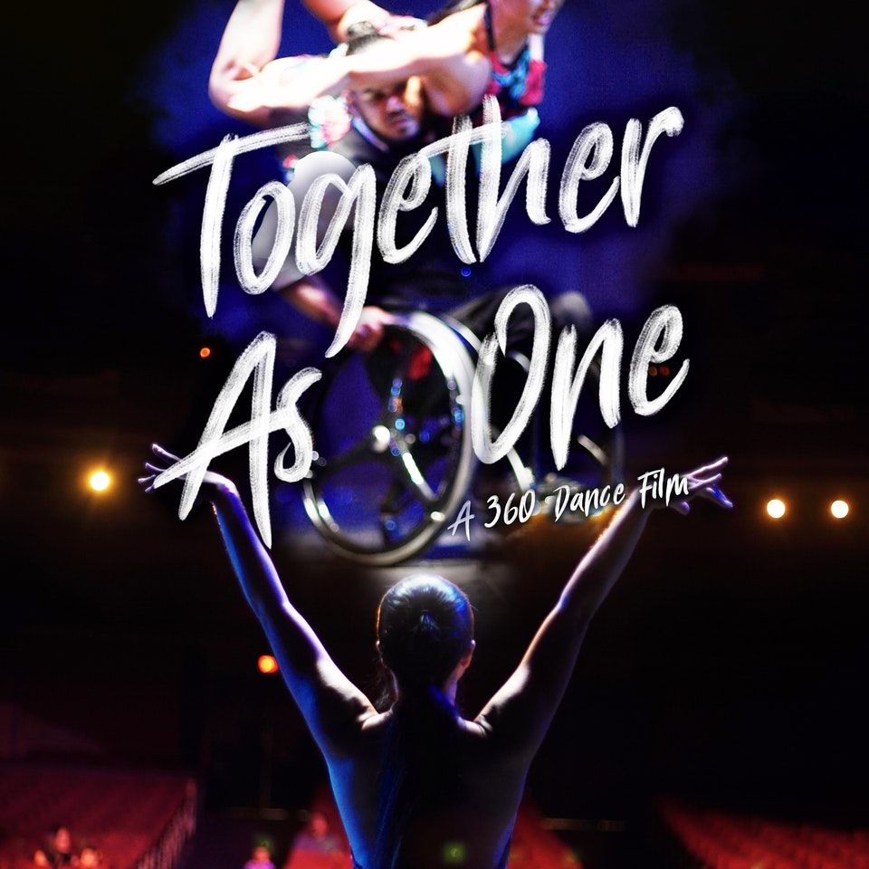 Together as One (Oculus VR for Good) Together as One POSTER