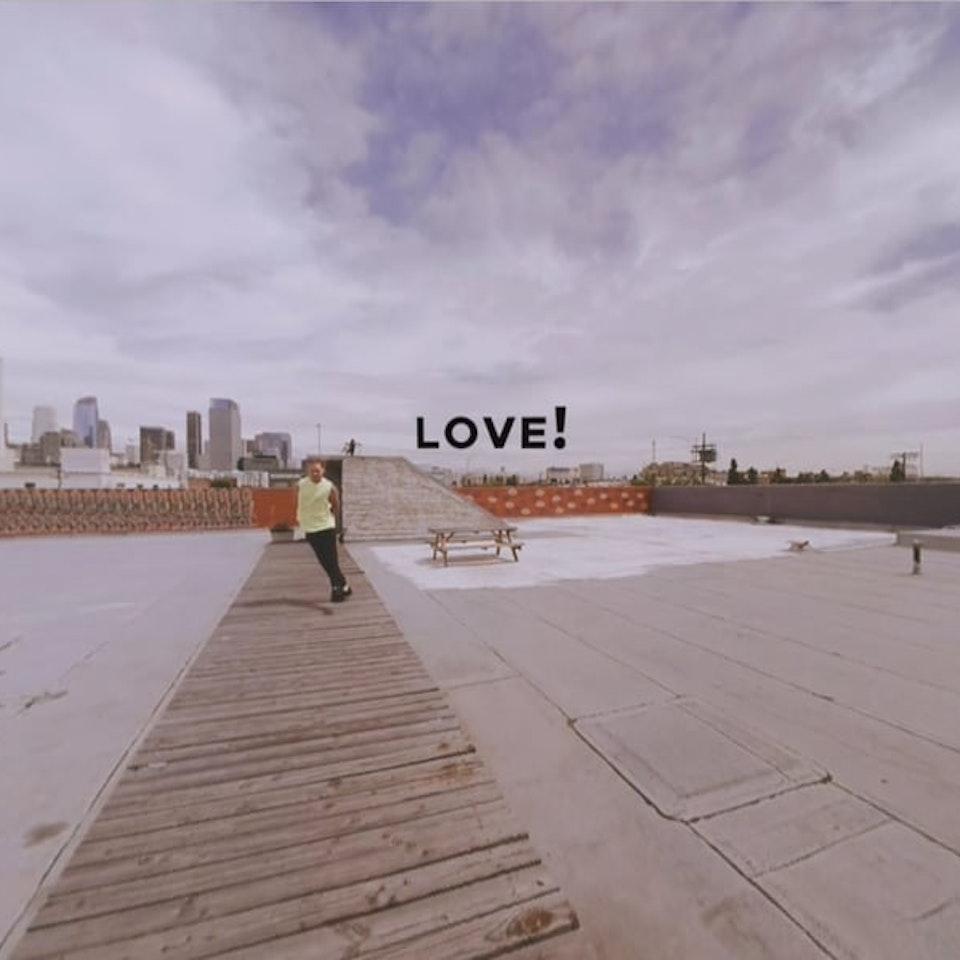 LOVE!  (A Virtual Reality Dance Story -- 360 Video) LOVE!  (A Virtual Reality Dance Story -- 360 Video)