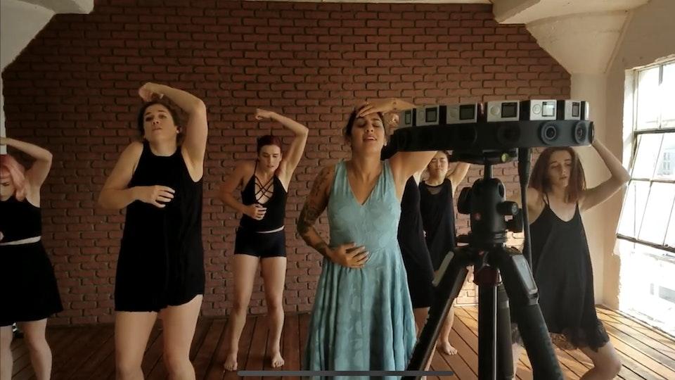 Jessica Kantor - VR Dance Project