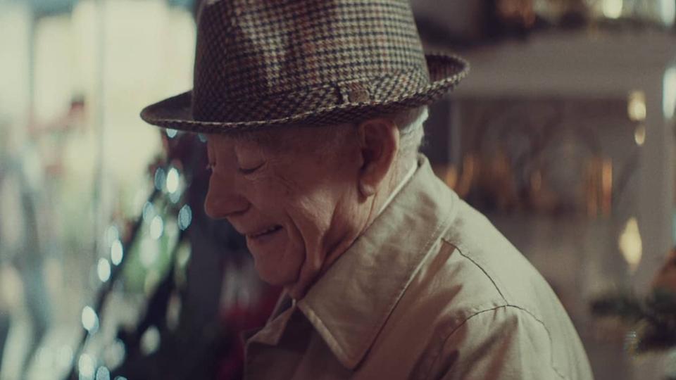 Vodafone | Grandfather