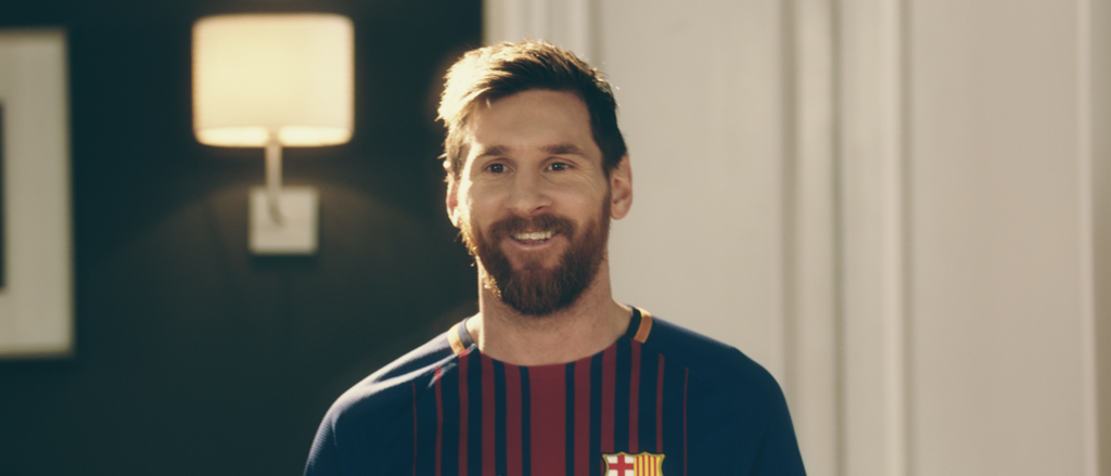 Beko Eat Like a Pro | Messi and FC Barcelona