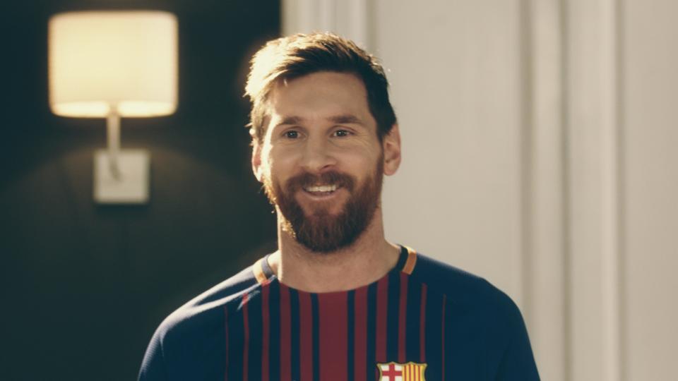Beko Eat Like a Pro | Messi and FC Barcelona