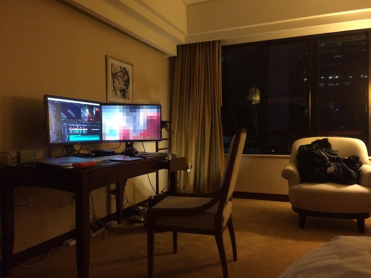 Editing in China