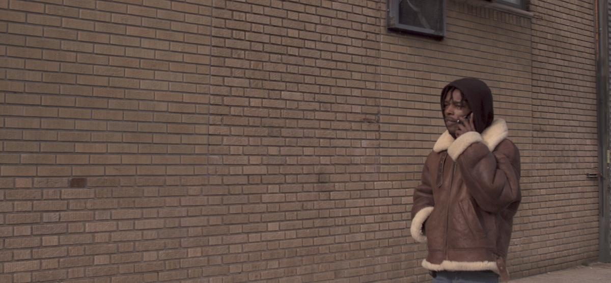 Filming in Queens