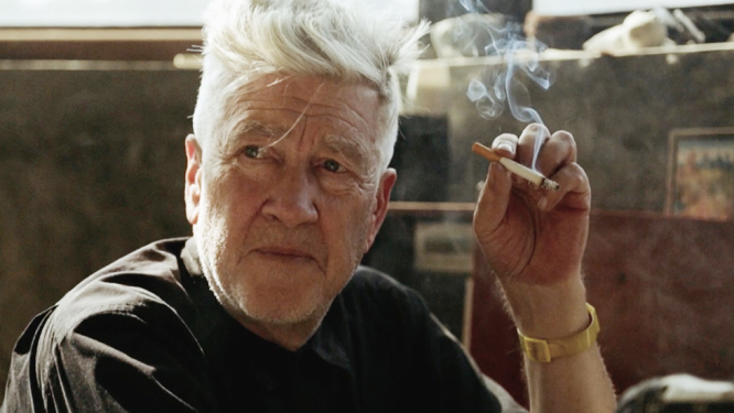 David Lynch: The Art Life entering the world
