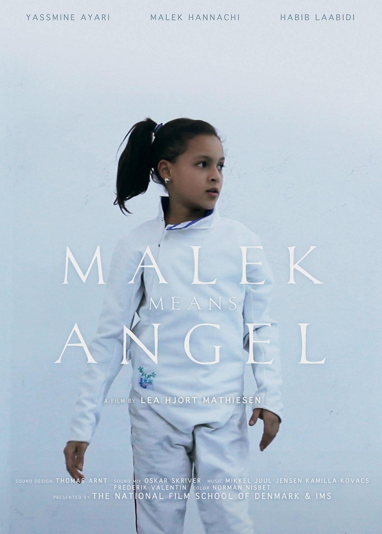 Malek Means Angel -