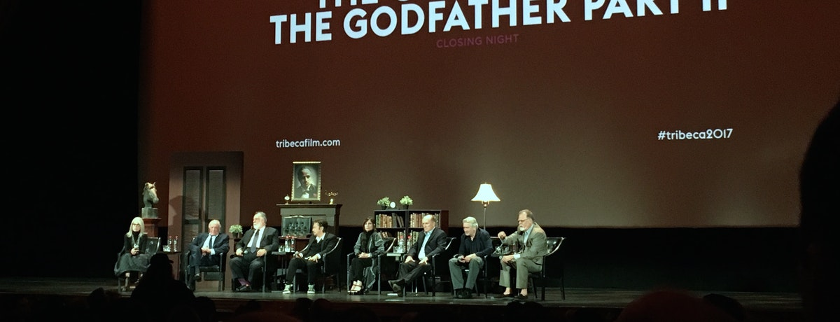 Godfather Heaven