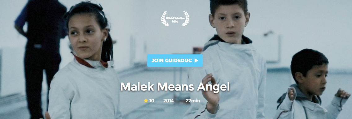 Malek Means Angel joins collection at GuideDoc