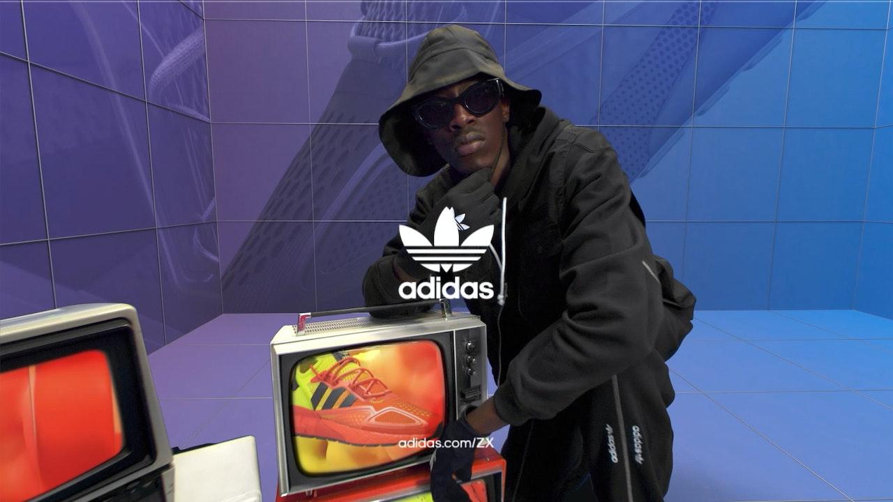 Adidas ZX : Midnight Club