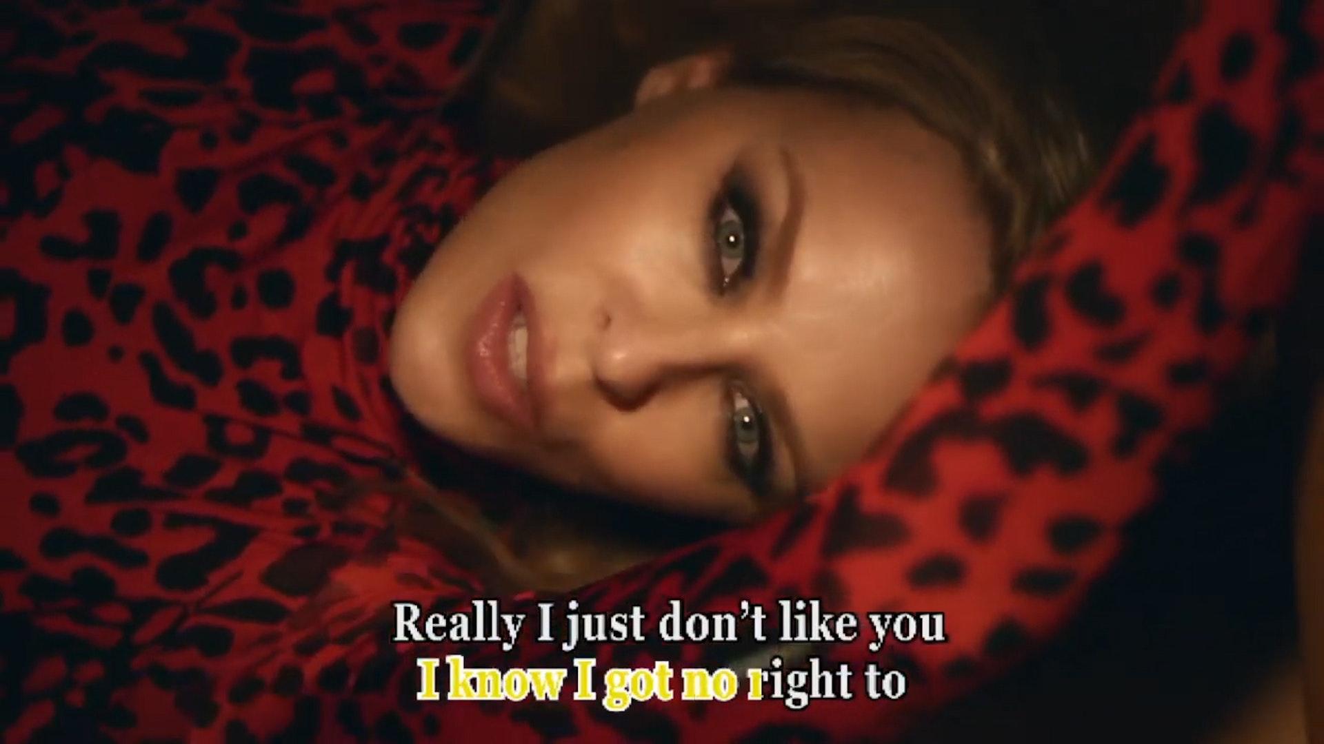 Tove Lo - Really don't Like u u Ft. Kylie Minogue