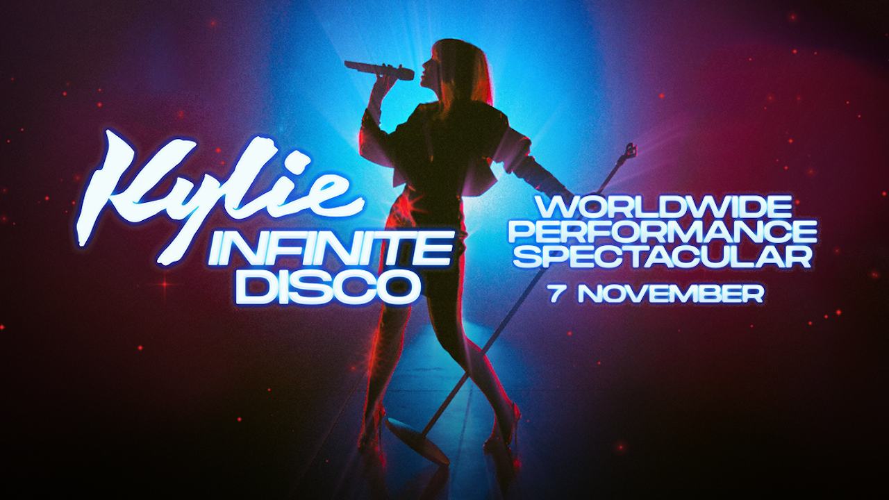 Kylie Minogue's Infinite Disco,