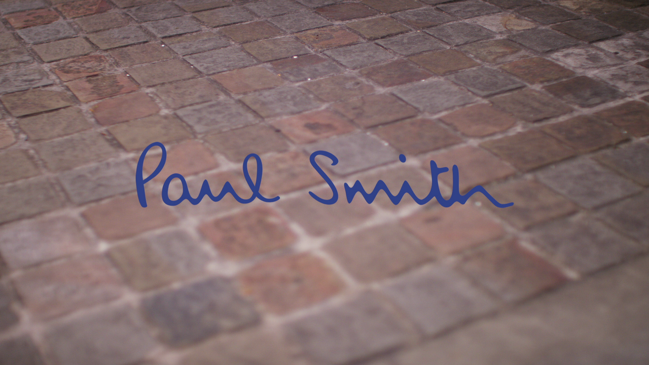 """Paul Smith """"AW17 A Suit to Travel In"""""""