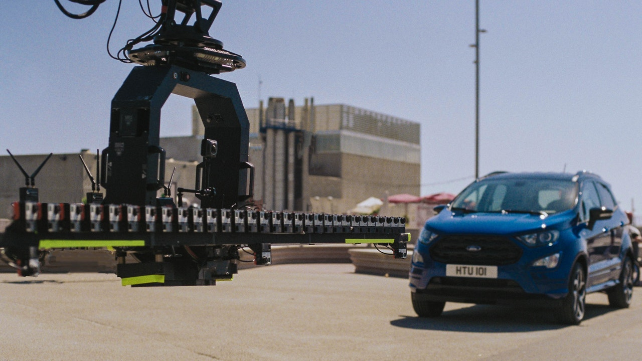 "Ford ""Ecosport"" Dir: Andy Seaton"