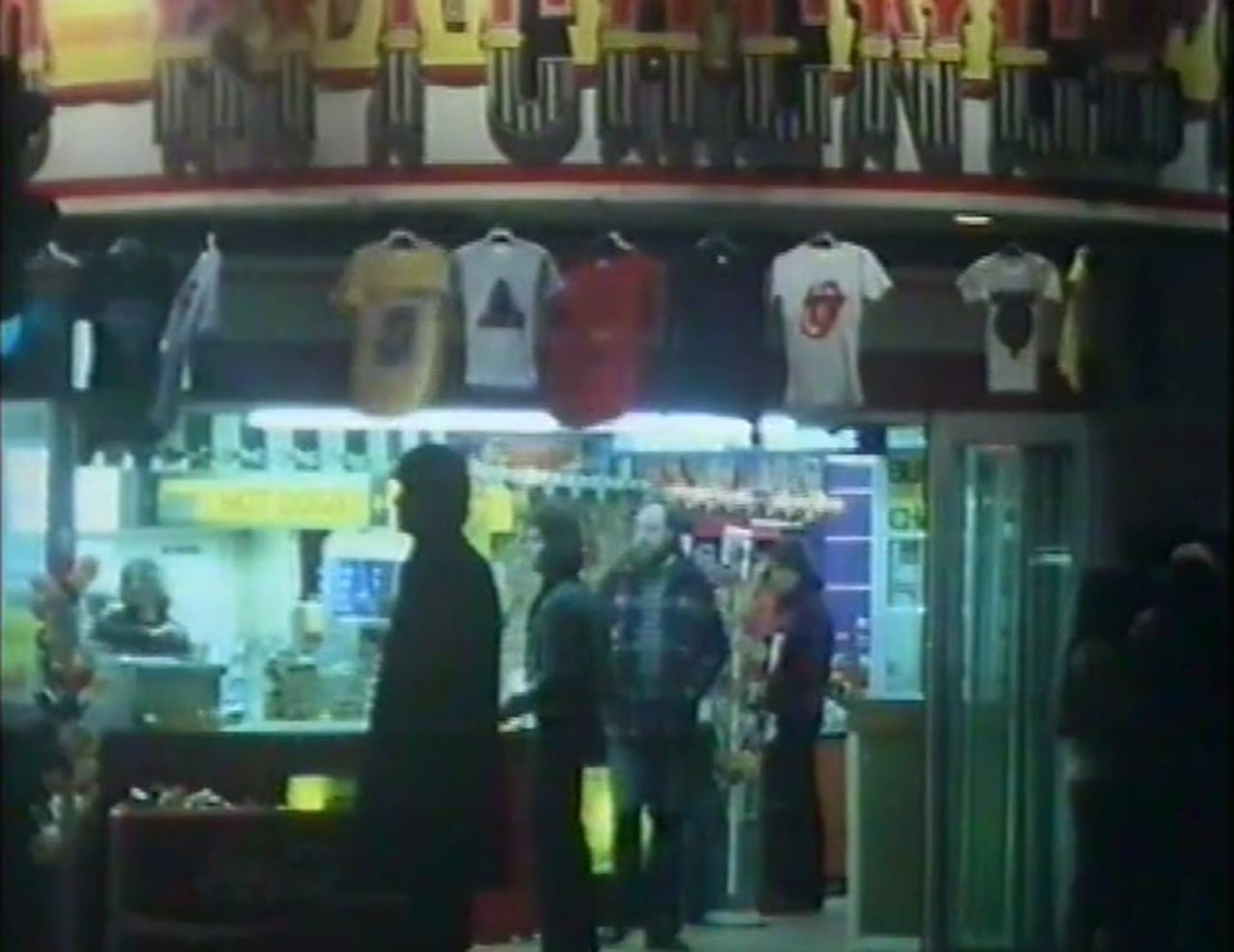SOHO BY NIGHT  BBC TV