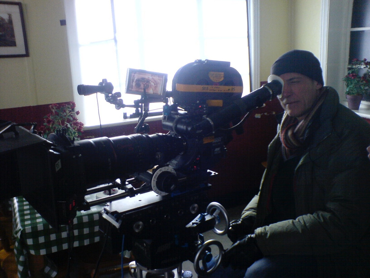 SHORT FILMS as director of photography.