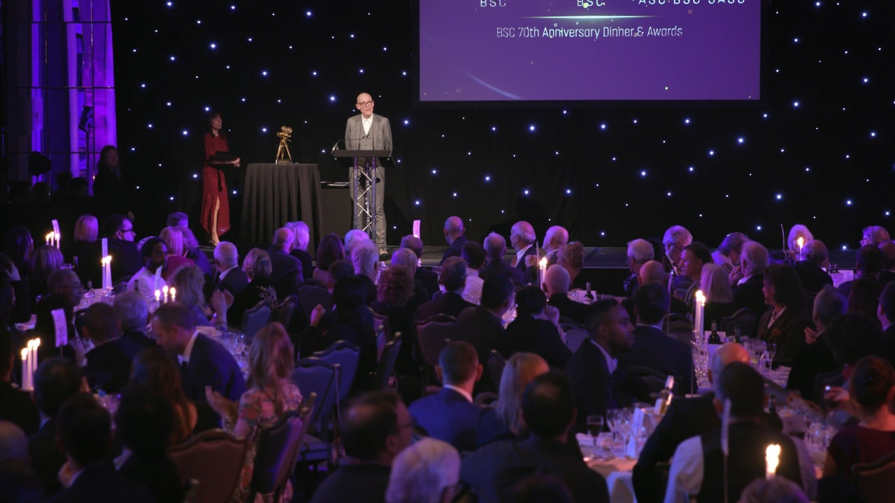 BSC 70th Anniversary Dinner and Awards Night