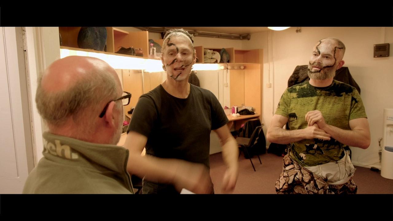AKNHATEN -The Dress Rehearsal