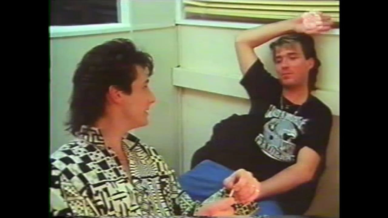 """The Making of a Spandau Ballet's Fight for Ourselves""""video"""