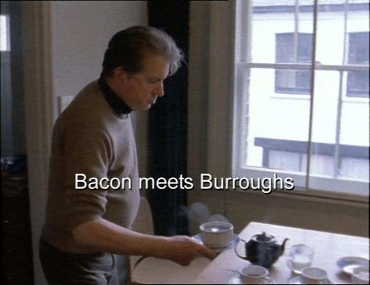 ARENA when Burroughs met Bacon