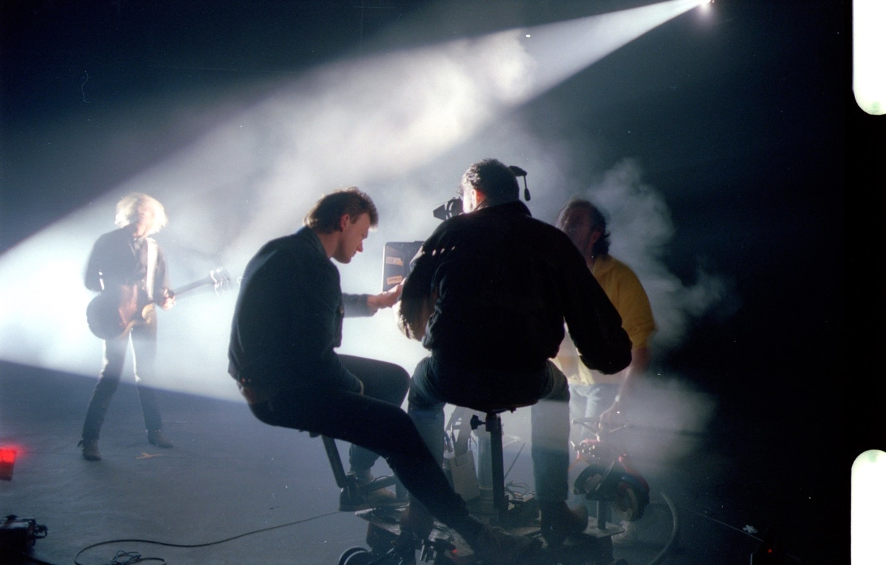 MUSIC VIDEOS  as director of photography