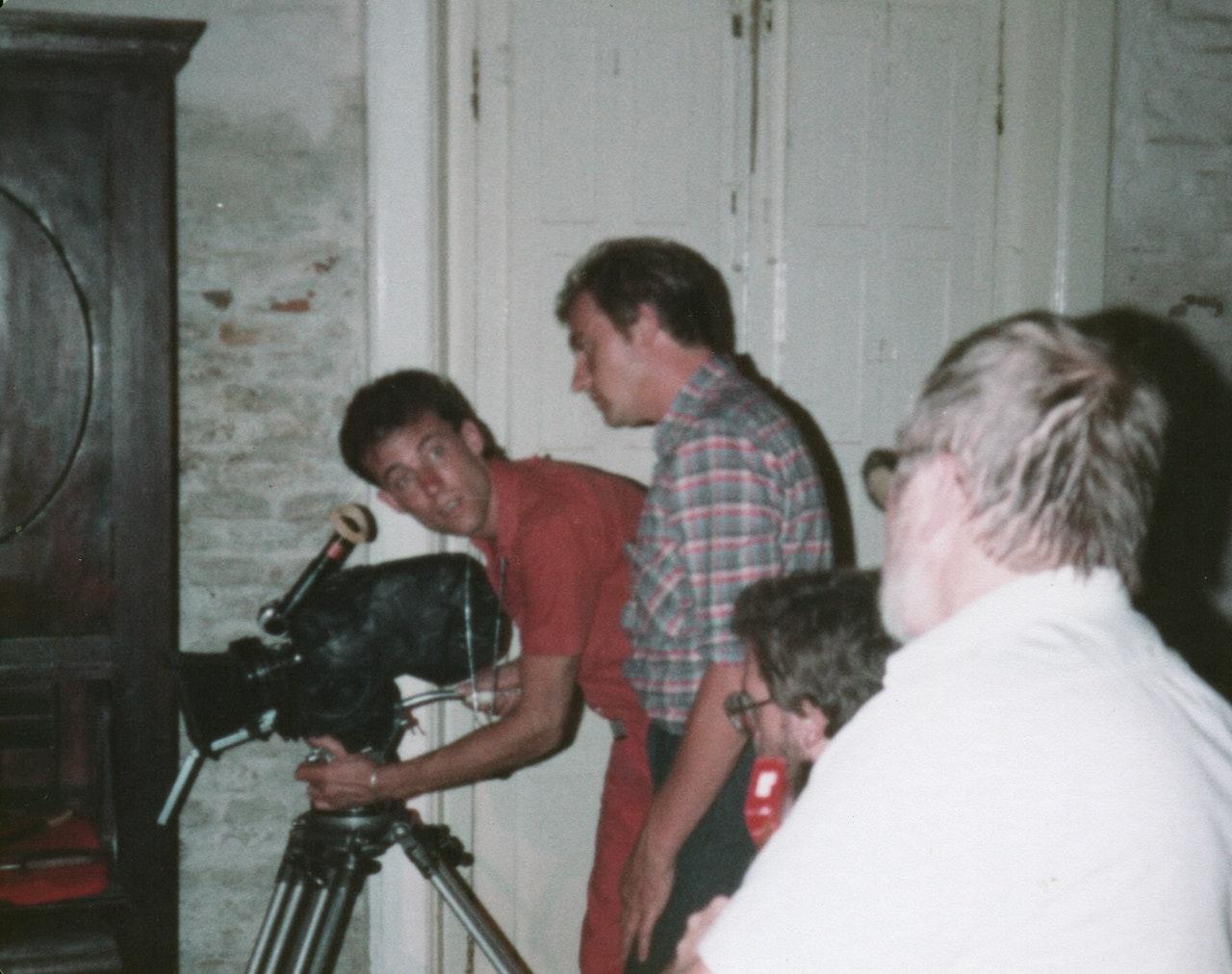 BORGES & I MIKE SOUTHON:JO SHEARER:DAVID WHEATLEY:BBC FEB 1983 URUGUAY