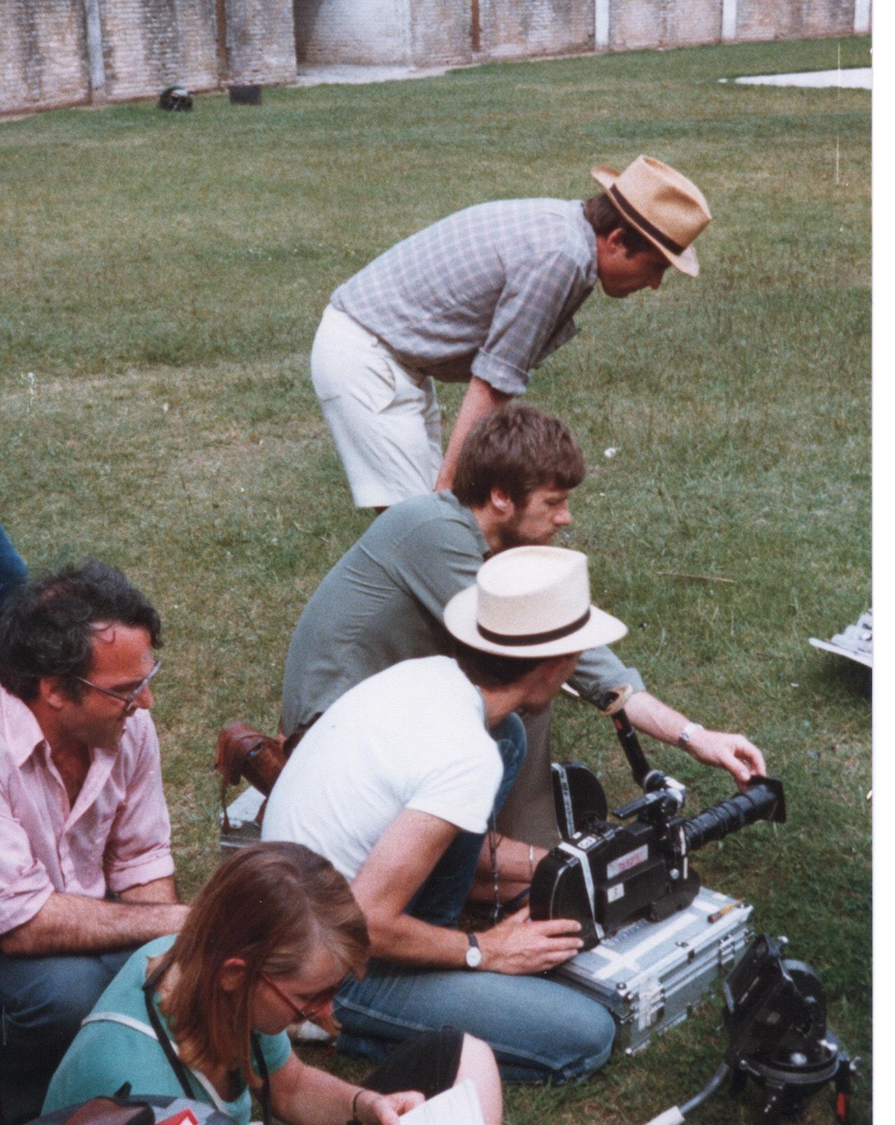 BORGES & I MIKE SOUTHON:NORMAN DI GIOVANI:RICKIE GAULD:DAVID WHEATLEY :JOHN HOOPER (SOUND)BBC FEB 1983 URUGUAY