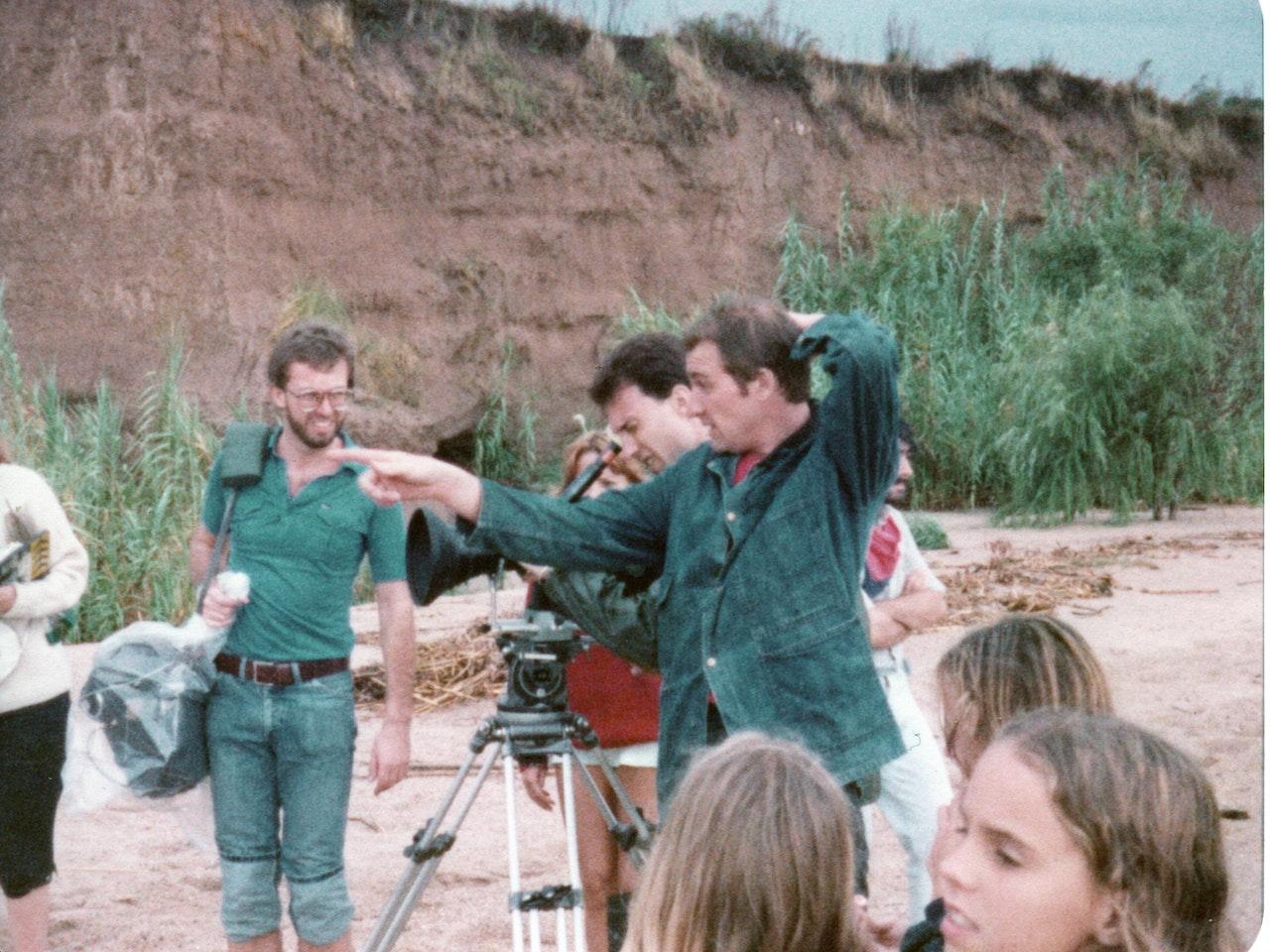 BORGES & I MIKE SOUTHON:DAVID WHEATLEY :JOHN HOOPER (SOUND)BBC FEB 1983 URUGUAY
