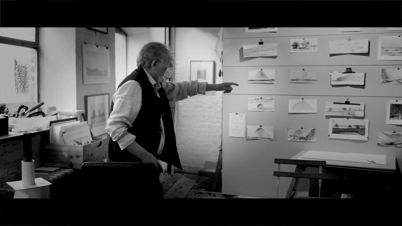 Norman Ackroyd - UNMASKED