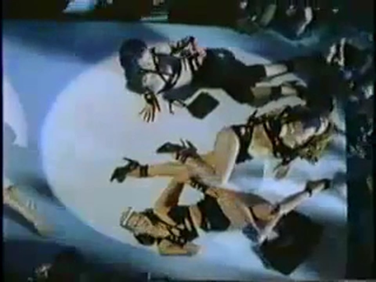 TOO FUNKY Thierry Mugler director's cut