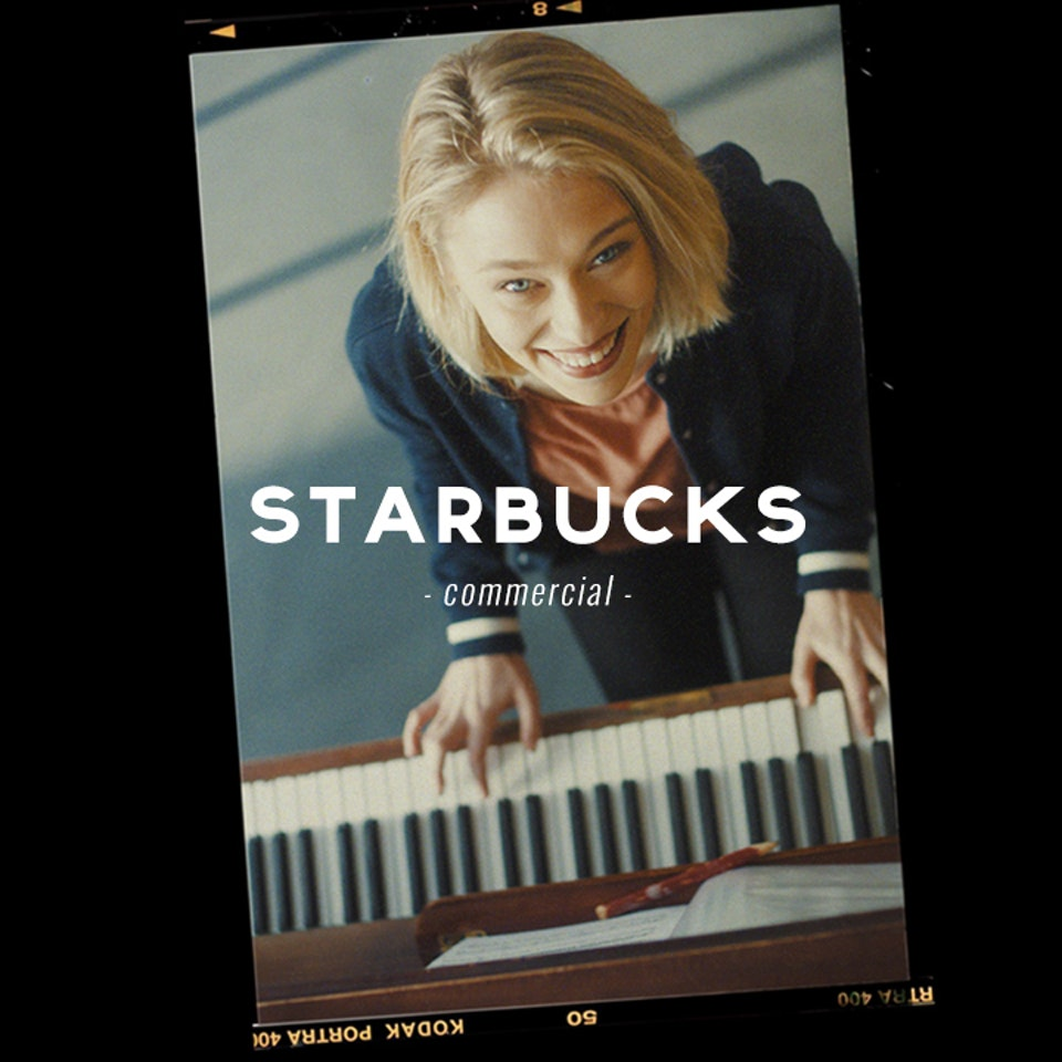PETER PINT / DIRECTOR - starbucks