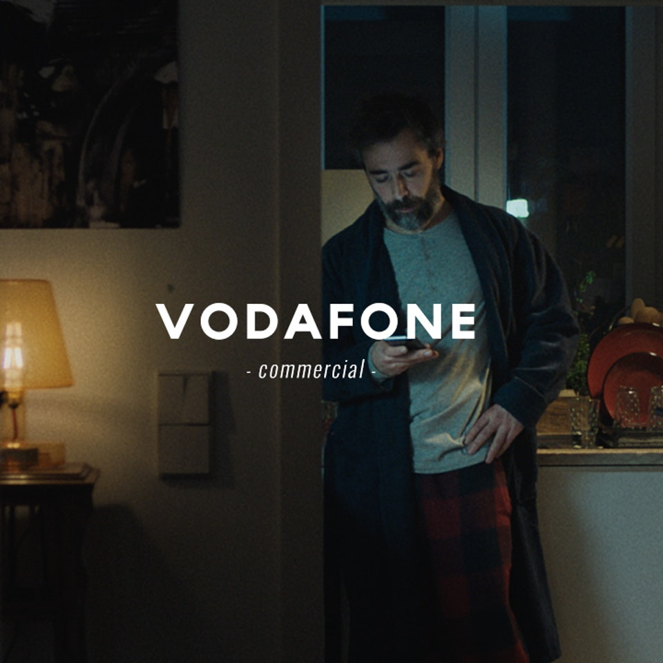 PETER PINT / DIRECTOR - Vodafone | Father´s Day