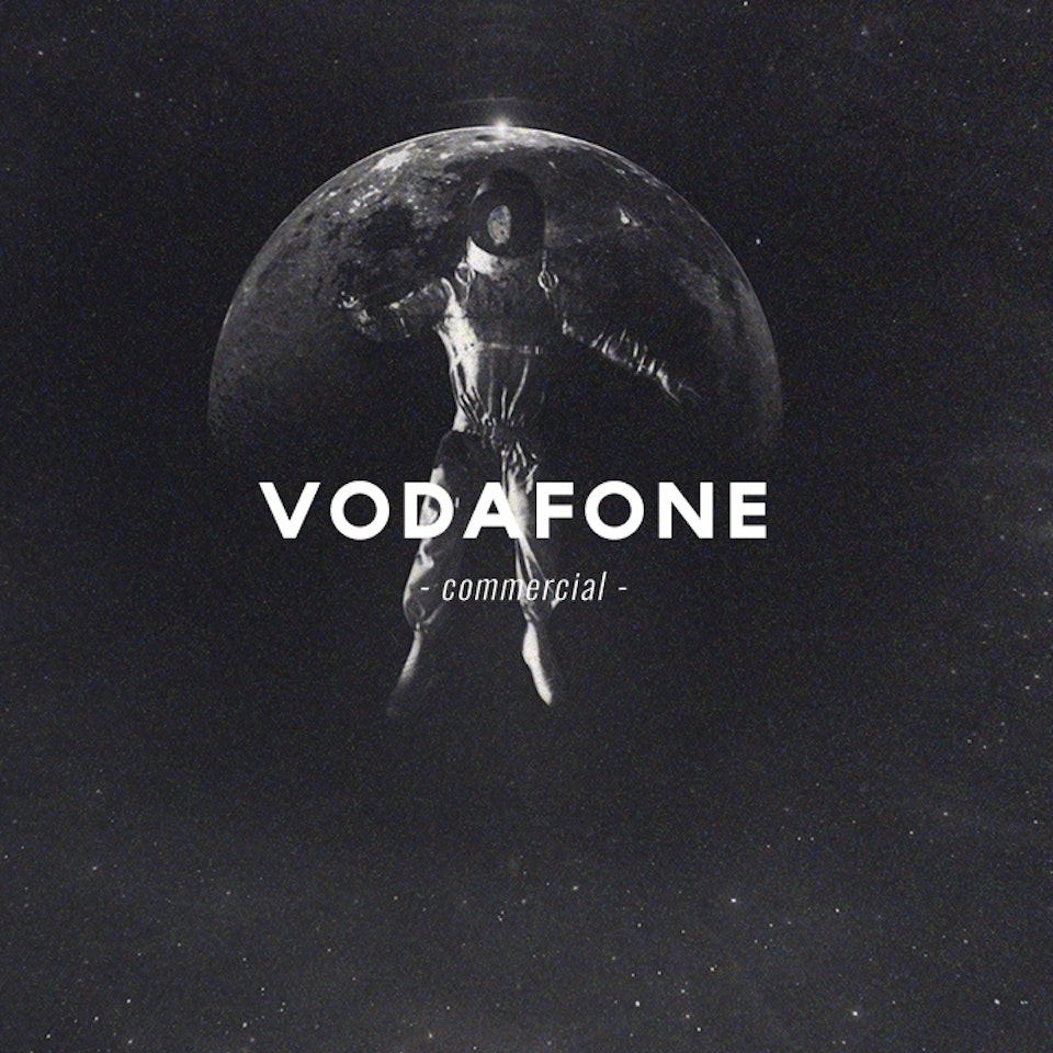 PETER PINT / DIRECTOR - Vodafone / Forward to the Future