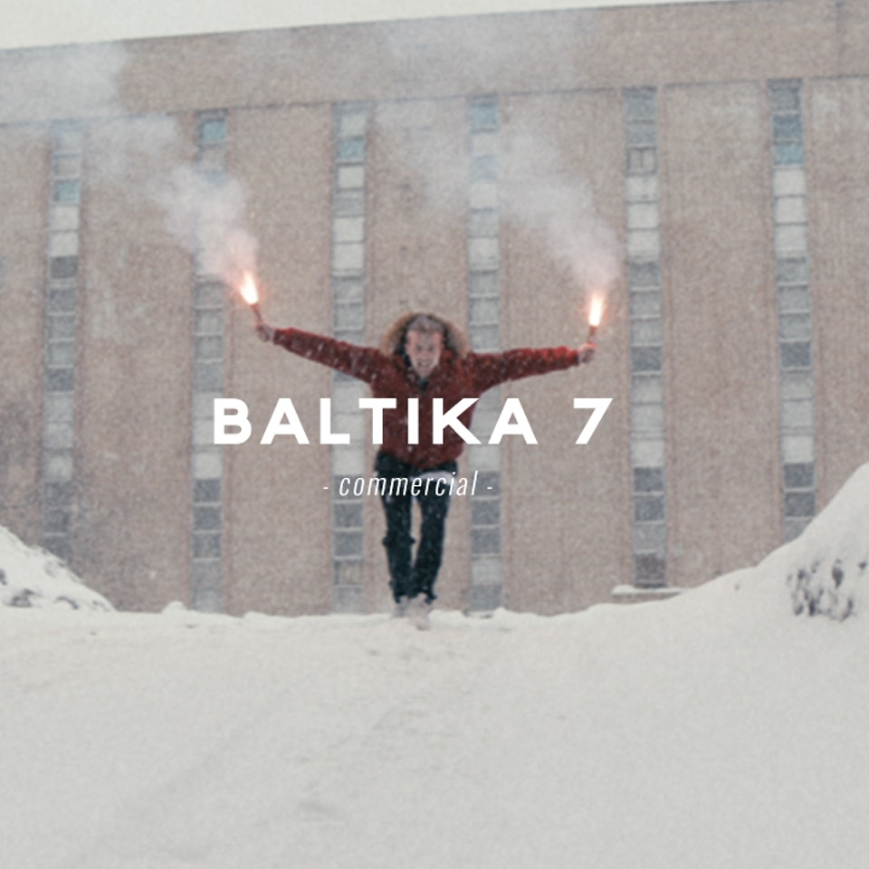 PETER PINT / DIRECTOR - Baltika 7 / Welcome to Russia - 2018 FIFA  World Cup