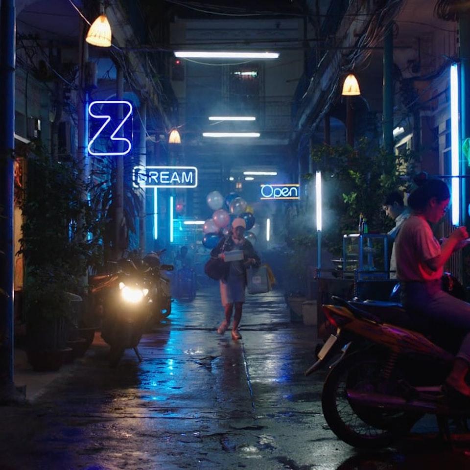 STORYTELLING Zalo Vietnam / Seeing is Loving