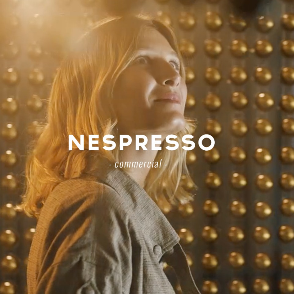 PETER PINT / DIRECTOR - Nespresso / Always at Hand