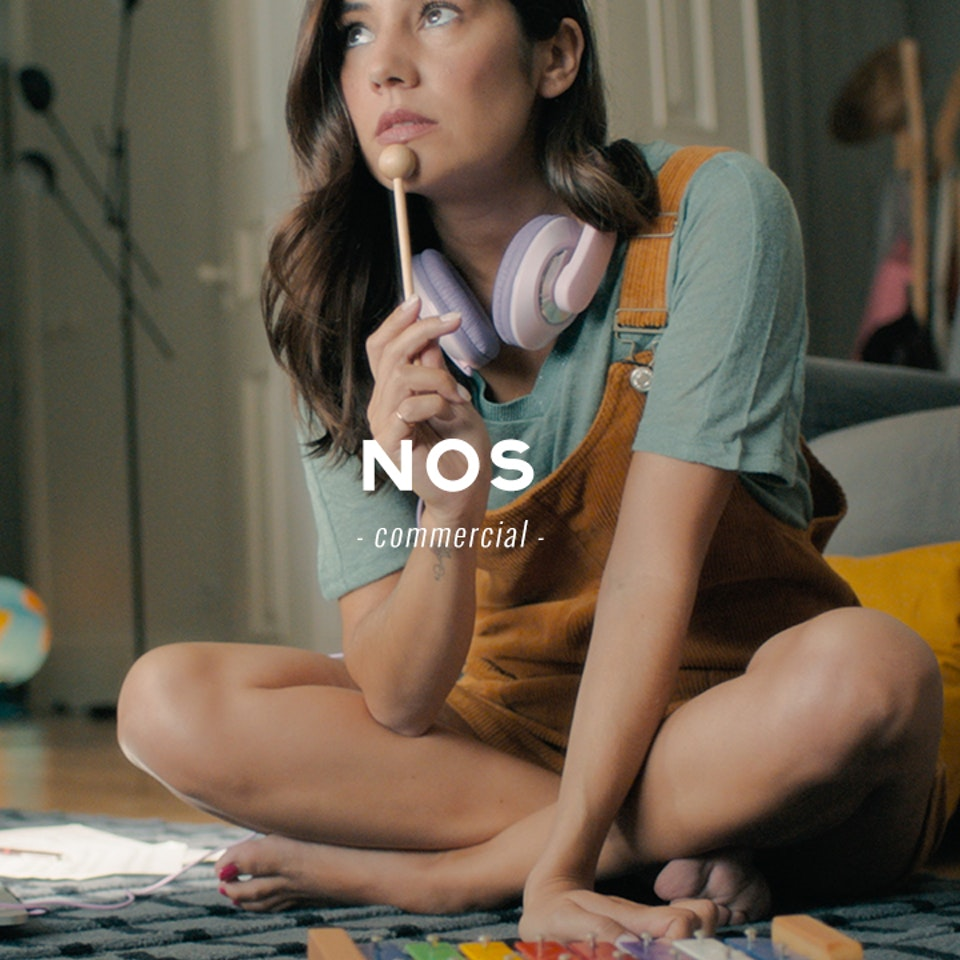PETER PINT / DIRECTOR - NOS / Mia Rose