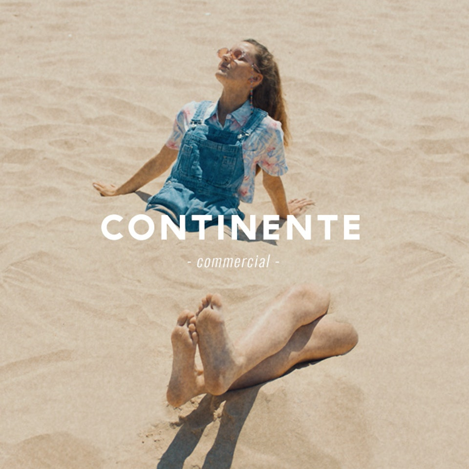 PETER PINT / DIRECTOR - Continente  / Back to School
