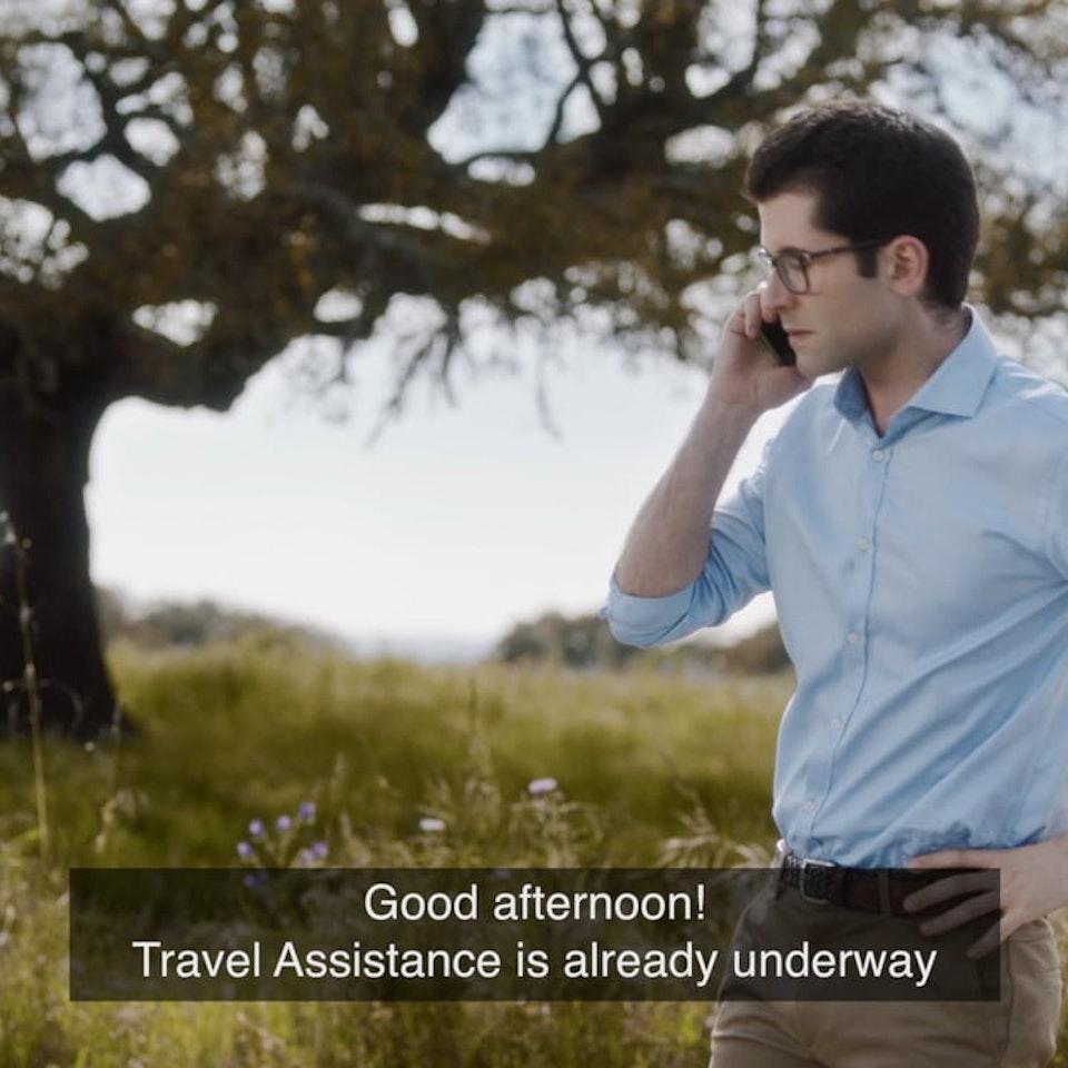 COMEDY OKTeleseguros - Travel Assistance