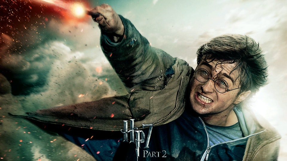 HARRY POTTER 7 ptII