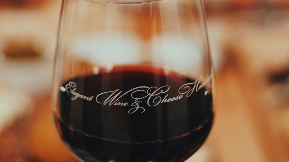 The Elegant Wine & Cheese Holiday Party