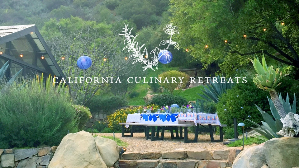 California Culinary Retreats