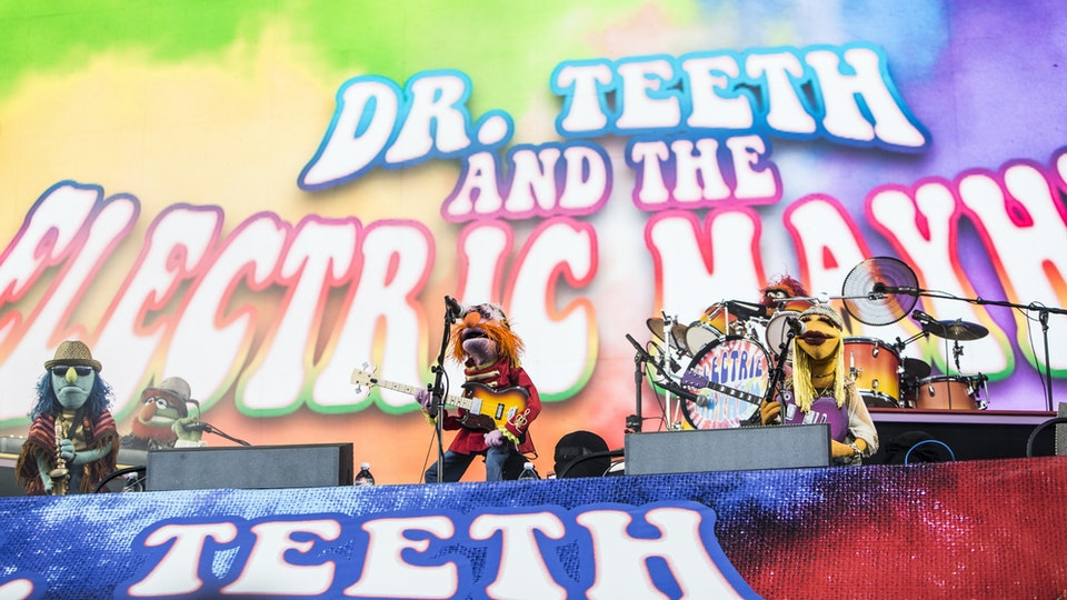 Dr. Teeth & the Electric Mayhem at Outside Lands