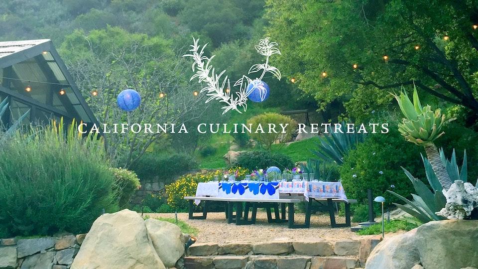 California Culinary Retreats