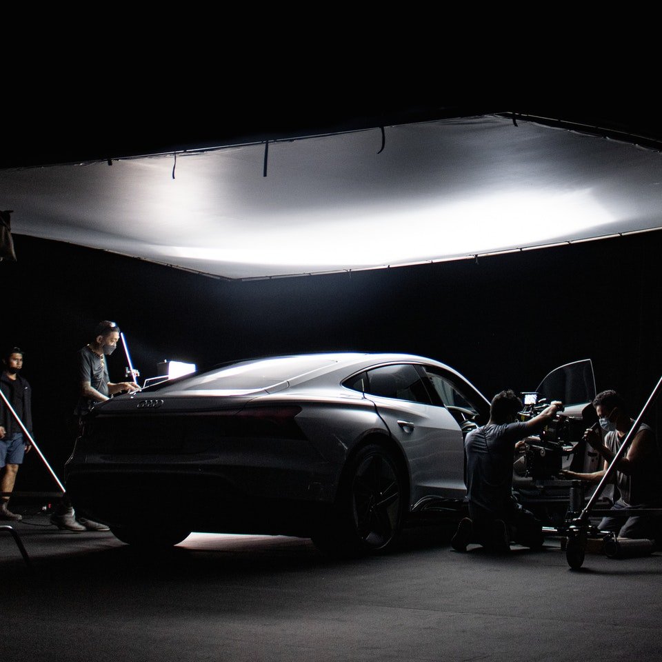electriclimefilms - On Set | electriclimefilms brings launch of Audi e-tron to Singapore's streets