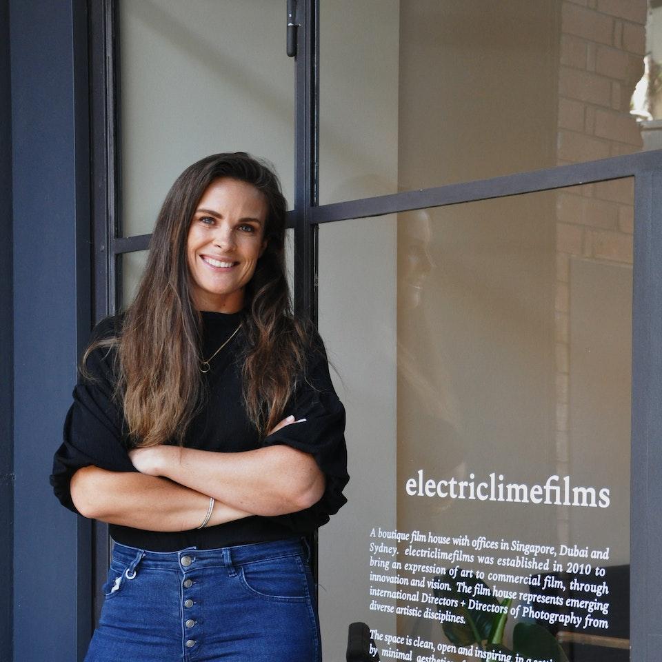 electriclimefilms - Introducing Newest Senior Producer Lisa Macfarlane