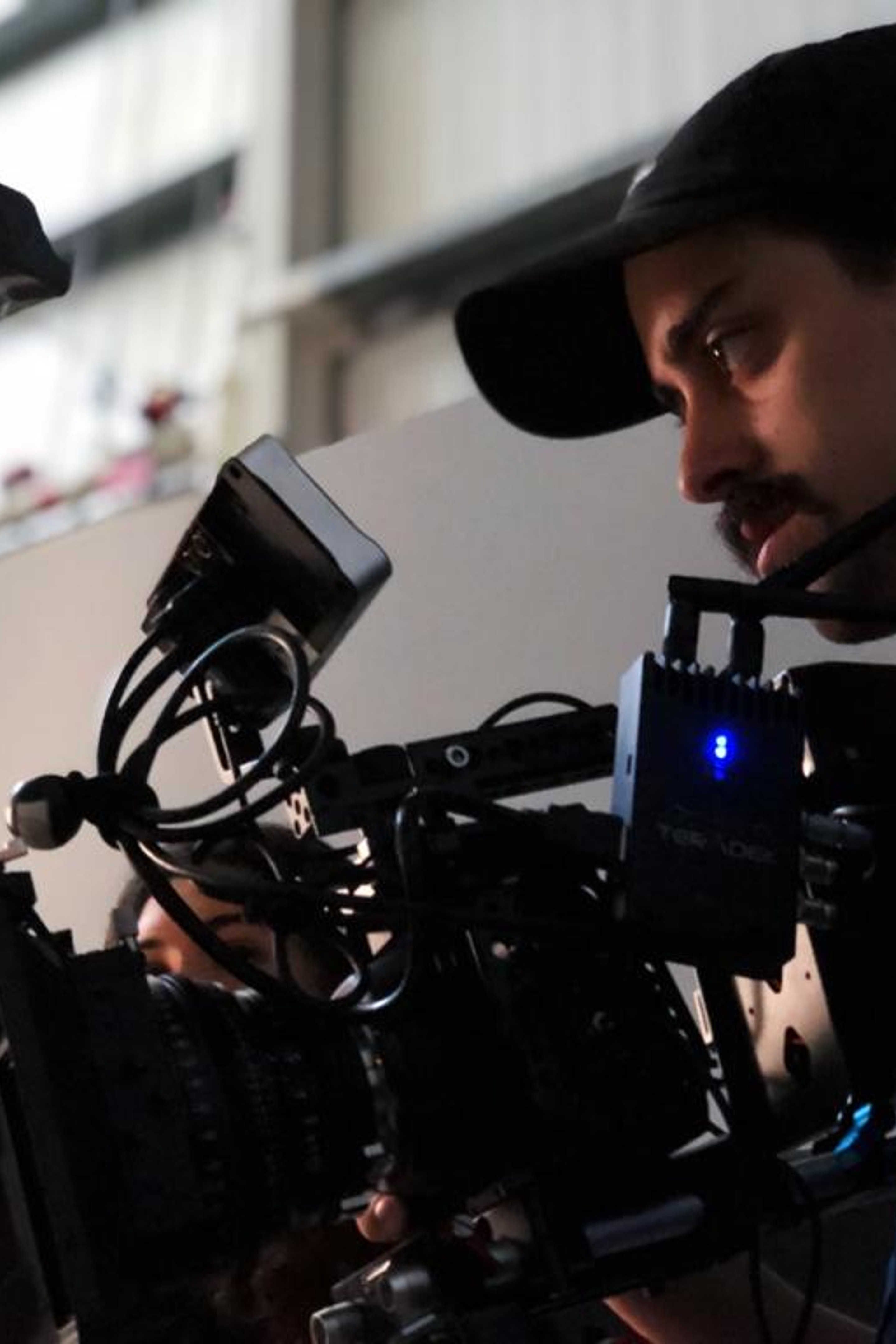 Filmmaking with the Blackmagic, a conversation with Director Harry Scott