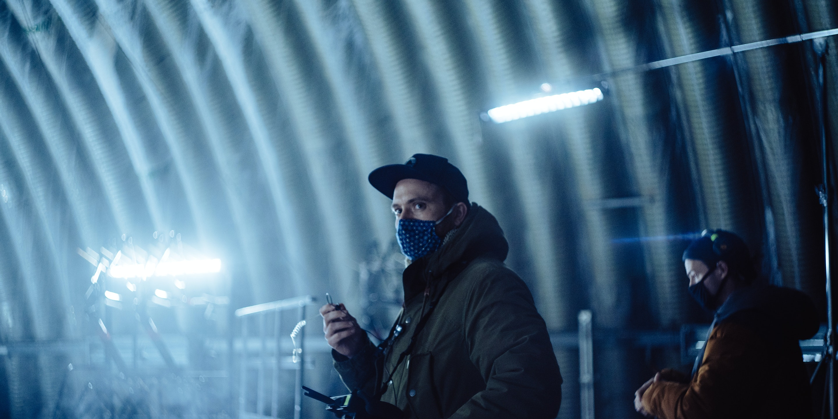 Interview   Jerom Fischer on 'futuristic' directing style and his vision coming to life