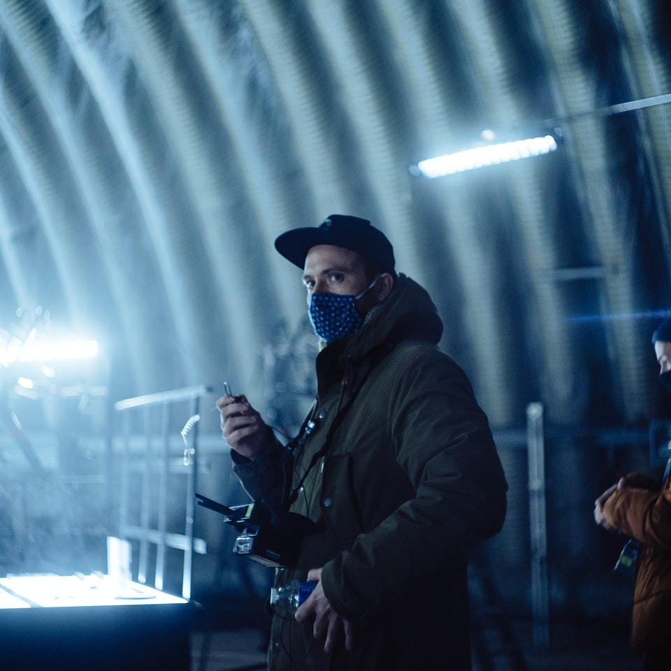 electriclimefilms - Interview | Jerom Fischer on 'futuristic' directing style and his vision coming to life