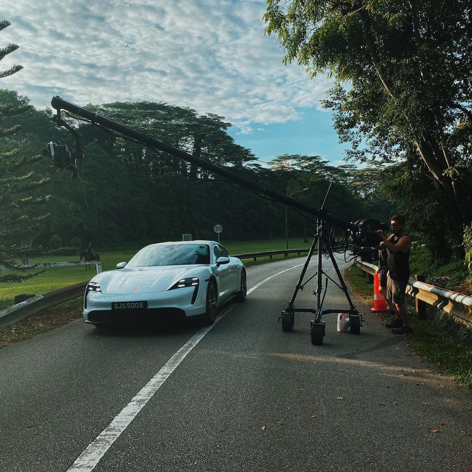 electriclimefilms - Porsche 'Memory'