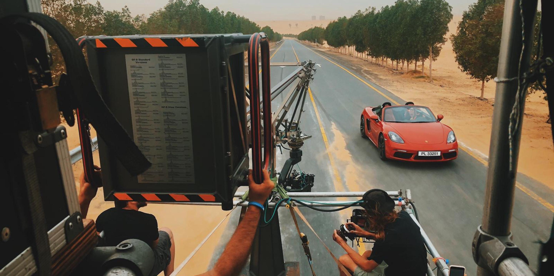 Porsche 'Home'